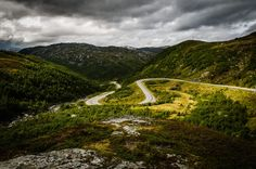'Road to Røldal, Norway' by kennethmlgaard! Win Prizes, Photo Contest, Norway, Mountains, Pictures, Photos, World, Nature, Travel