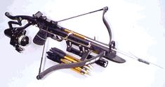 Military Crossbow | Modern military and paramilitary use of Crossbow