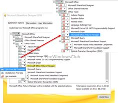 Microsoft Office setup Support: How to install Microsoft Office Picture Manager in...