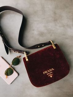 Black Tessuto nylon Prada clutch with gold-tone hardware, pleat accents at exterior, black logo jacquard lining and zip closure at top. Shop authentic designer handbags by Prada at The RealReal. Bag Prada, Prada Handbags, Purses And Handbags, Prada Clutch, Fall Handbags, Prada Backpack, Prada Wallet, Prada Shoes, Burberry Handbags