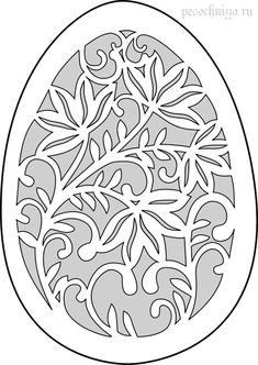 Christmas stencils to cut out of paper on the wind… – - Ostern Paper Cutting Patterns, Paper Cutting Templates, Stencil Patterns, Easter Colouring, Colouring Pages, Carved Eggs, Christmas Stencils, Paper Cut Design, Drawing Frames