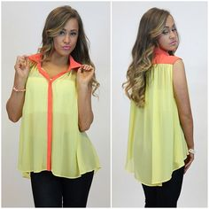 Pink Lemonade Top♥♥