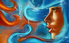 Beautiful++art+face | collection great pictures, pure High Definition HD. You can download ...