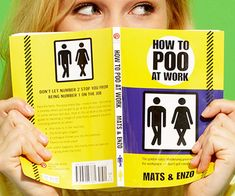 How To Poo At Work Book