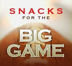 Lean & Luscious: Big Game Snacks