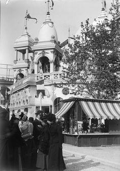 Exposition Universelle, Paris, 1900.
