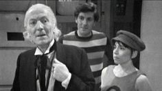 Steven and Dodo face nasty schoolboy Cyril as the Doctor realises how to solve the puzzle. First Doctor, Doctor Who, Final Test, Rock Hudson, Bbc One, School Boy, Pillow Talk, Dr Who, Great Movies