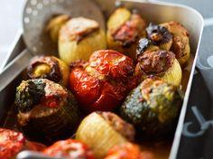 Avec les lectrices reporter de Femme Actuelle, découvrez les recettes de cuisine des internautes : Farcis provençaux