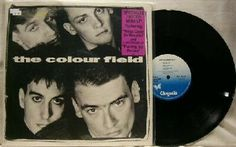 Colourfield ~ Self TItled 12 Inch EP