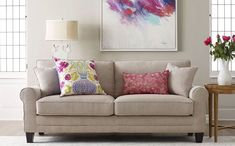 Even with a smaller footprint, the Serta Deep Seating Copenhagen Chenille Sofa makes a big statement in your living room. Its super-soft chenille. Midcentury Modern, Modern Sofa, Apartment Furniture, Sofa Furniture, Apartment Ideas, Furniture Shopping, Furniture Outlet, Online Furniture, Furniture Styles