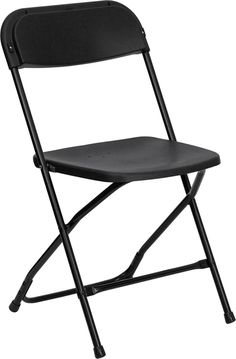 Buy Flash Furniture HERCULES Series 800 Lb. Capacity Plastic Folding Chair,  Black, At Staplesu0027 Low Price, Or Read Customer Reviews To Learn More.