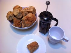 Recipe: Buttermilk Muesli Rusks (the traditional double-baked bread called biscotti in other cultures) Muesli, No Bake Desserts, Bread Baking, Easy Meals, Easy Recipes, Biscotti, Cravings, Sweet Tooth, Recipies