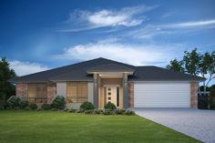 GJ Gardner Home Designs: Broadbeach Facade 2. Visit www.localbuilders.com.au/builders_queensland.htm to find your ideal home design in Queensland