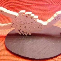 """Puzzle en bois massif signe du zodiaque """"le scorpion"""""""