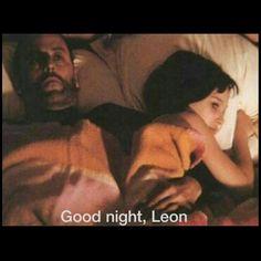 good night, merci Leon