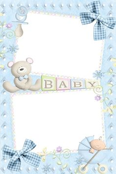 Free baby boy photo frame free download