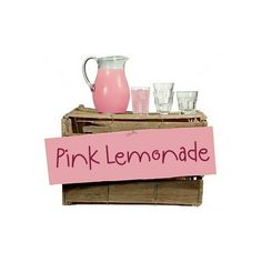 Pink Lemonade™ - Webfont & Desktop font « MyFonts ❤ liked on Polyvore featuring food, fillers, drinks, pink, food and drink, text, phrase, quotes and saying