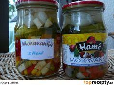 Moravanka 20 Min, Preserves, Pickles, Cucumber, Food, Meals, Pickling, Cauliflower, Preserve