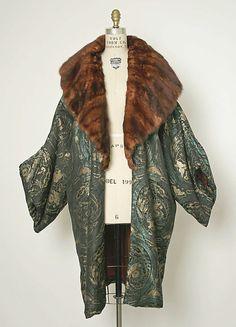 Evening coat 1924