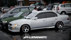 Great Corolla AE101 Nugs Toyota Tercel, Toyota Cars, Corolla Altis, Fox Body Mustang, Big Boyz, Car Gadgets, Trd, Jdm Cars, Car Girls