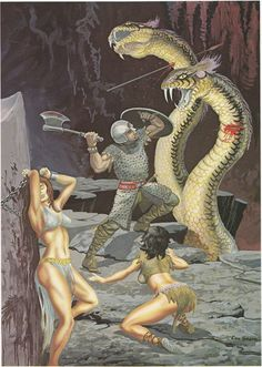 meanwhilebackinthedungeon: — Don Greer The Rescue