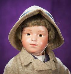 Kaleidoscope: 121 Fine American Wooden Character Doll,Model 308B,by Schoenhut