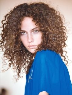 all down hairstyles - all down hairstyle for natural curly hair