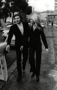 Brigitte Bardot & Gunter Sachs, 1967