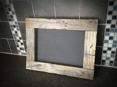 Small Rustic Chalkboard Rustic by GrubbyGuitars on Etsy. I want everything in this shop!