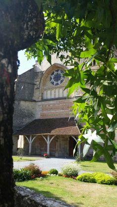 Abbaye de Sorde #Landes #Peyrehorade #Orthe #Patrimoine #Eglise #Church