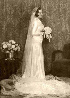 Bride 1930's www.virginiajustermarriagecelebrantgympie.com