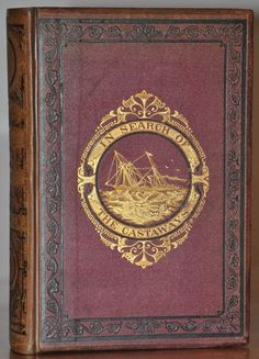 In Search of the Castaways...Jules Verne 1873