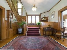 1892 Queen Anne - Bangor, ME - $795,000 - Old House Dreams