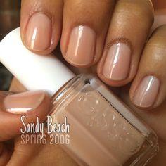 Essie Sandy Beach (Spring 2006 collection)