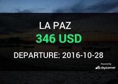 Flight from Miami to La Paz by Boliviana de Aviacion #travel #ticket #flight #deals   BOOK NOW >>>