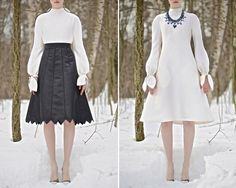 Vika Gazinskaya F/W 2013 | Trendland: Fashion Blog & Trend Magazine  .5
