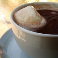 """This is MUCH better than the """"Ultimate Hot Chocolate"""" I pinned last week. If you repinned that last week, I recommend you delete it and repin this instead."""