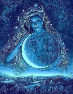 3 Fases da Lua: COISAS DE VIVIANE A GRANDE SACERDOTISA