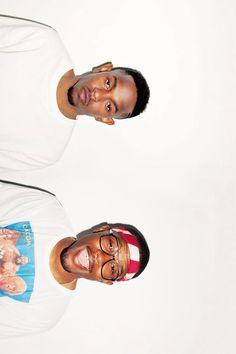 Kendrick lamar and Frank Ocean