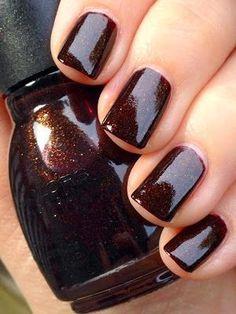 Sinful Colors Leather Loose Nail Polish | Ledyz Fashions || www.ledyzfashions.com