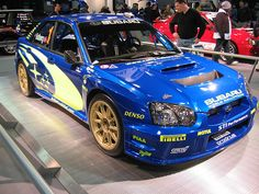 Subaru WRC by fensterbme Subaru Rally, Rally Car, Subaru Sport, Subaru Impreza Wrc, Wrx Sti, Gt Cars, Race Cars, Rallye Wrc, Car Accessories For Guys