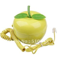 Aliexpress.com : Buy Assorted Color Table Landline Telephone with Apple Shaped Wired for Home or Office 54721 from Reliable Landline Telephone suppliers on Chinatownmart (HongKong) Limited