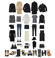 Wardrobe Essentials When Downsizing  http://lifeaftermarried.com/wardrobe-essentials-when-downsizing-2/