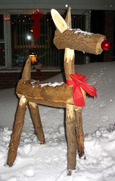 reindeer - christmas
