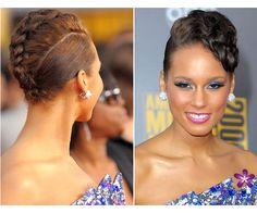 Penteados de tranças: Penteados das famosas, vários tipos para sua inspiração…