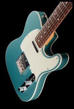 Fender 62 Telecaster Bound OT