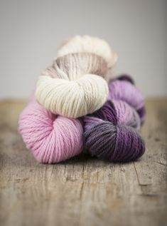 Gorgeous Lorna's Laces Shepherd Sport yarn - Available at LoveKnitting
