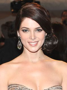 low side bun hairstyles for weddings - Google Search