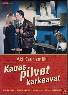 Kauas pilvet karkaavat (1996) - Aki Kaurismaki.    Nuvole in viaggio.  (Finland).