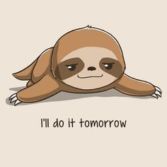 The sloth is my spirit animal. Funny Iphone Wallpaper, Cute Disney Wallpaper, Cute Cartoon Wallpapers, Cute Wallpaper Backgrounds, Phone Backgrounds Funny, Cute Baby Sloths, Cute Sloth, Cute Baby Animals, Cute Animal Drawings